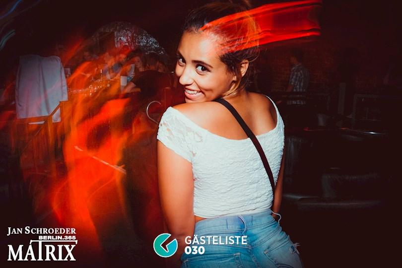 Partyfoto #26 Matrix Berlin vom 25.08.2016