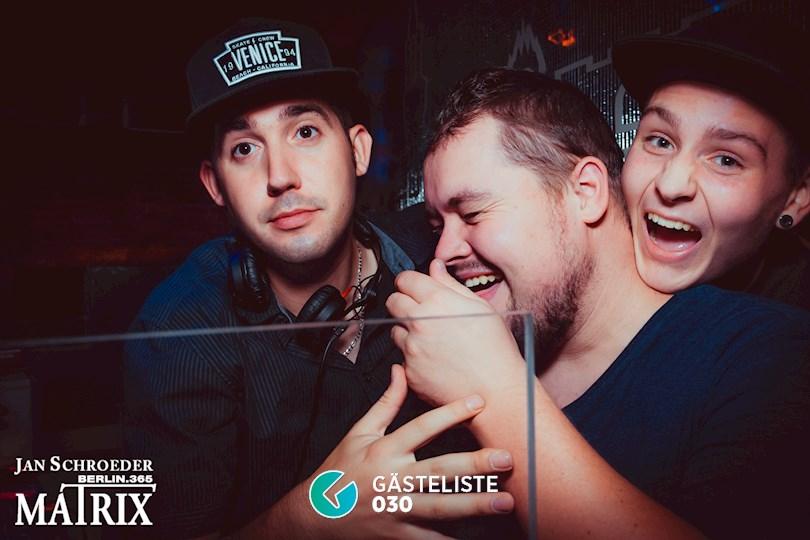 Partyfoto #108 Matrix Berlin vom 25.08.2016