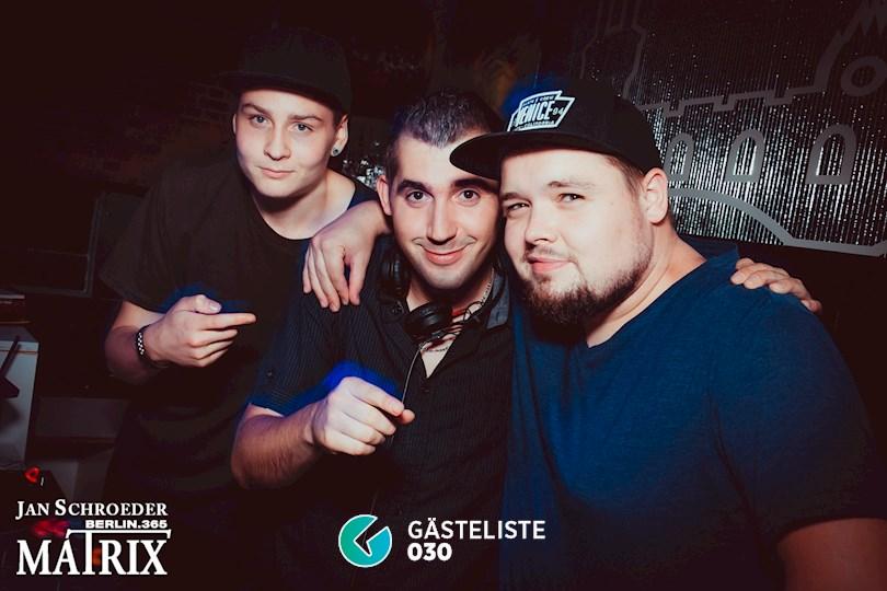 Partyfoto #62 Matrix Berlin vom 25.08.2016