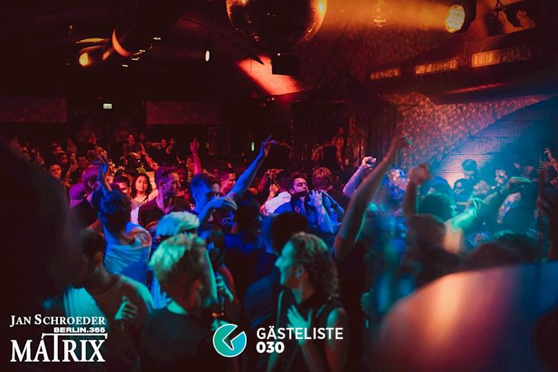 Partyfoto #63 Matrix Berlin vom 25.08.2016