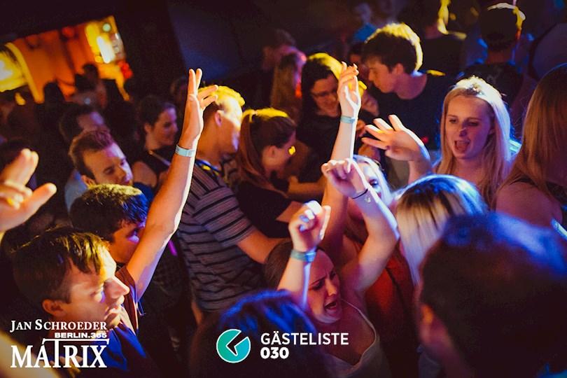 Partyfoto #135 Matrix Berlin vom 25.08.2016