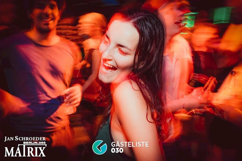 Partyfoto #18 Matrix Berlin vom 25.08.2016