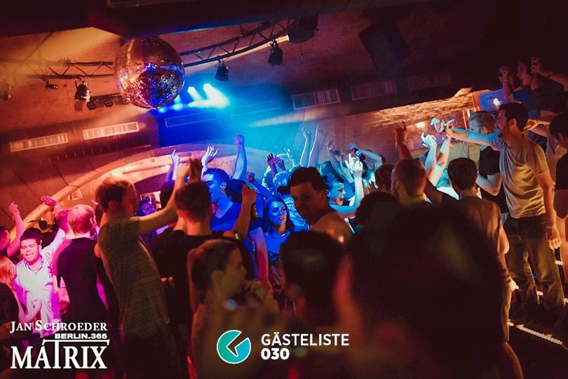 Partyfoto #105 Matrix Berlin vom 25.08.2016