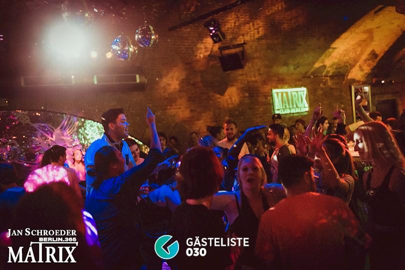 Partyfoto #131 Matrix Berlin vom 25.08.2016