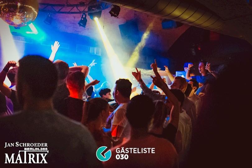 Partyfoto #85 Matrix Berlin vom 25.08.2016