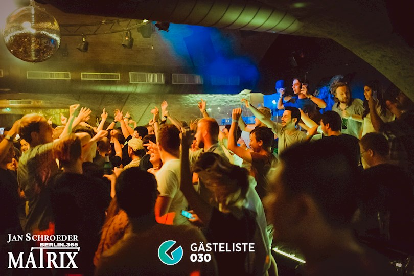 Partyfoto #121 Matrix Berlin vom 25.08.2016