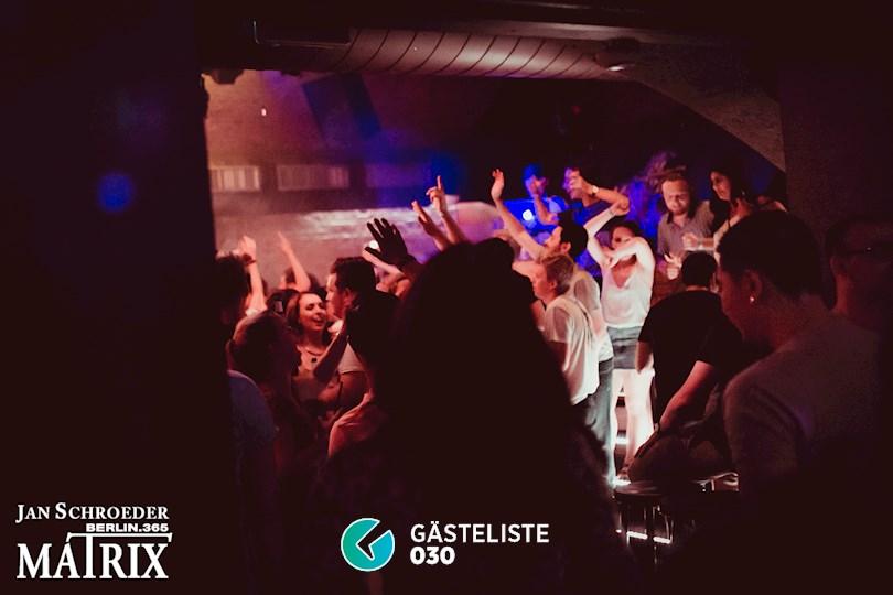 Partyfoto #61 Matrix Berlin vom 25.08.2016