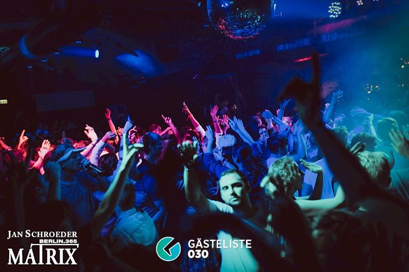 Partyfoto #146 Matrix Berlin vom 25.08.2016
