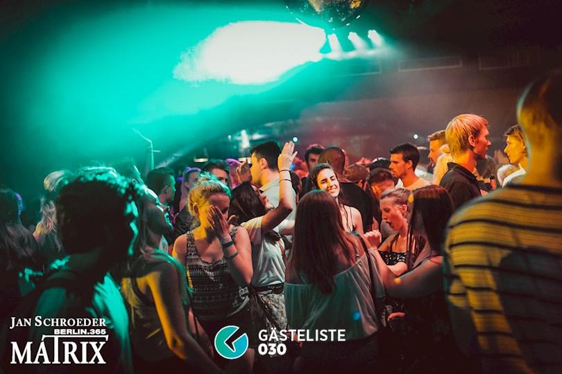 Partyfoto #138 Matrix Berlin vom 25.08.2016