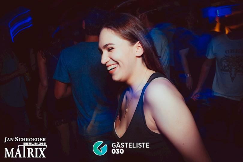 Partyfoto #75 Matrix Berlin vom 25.08.2016