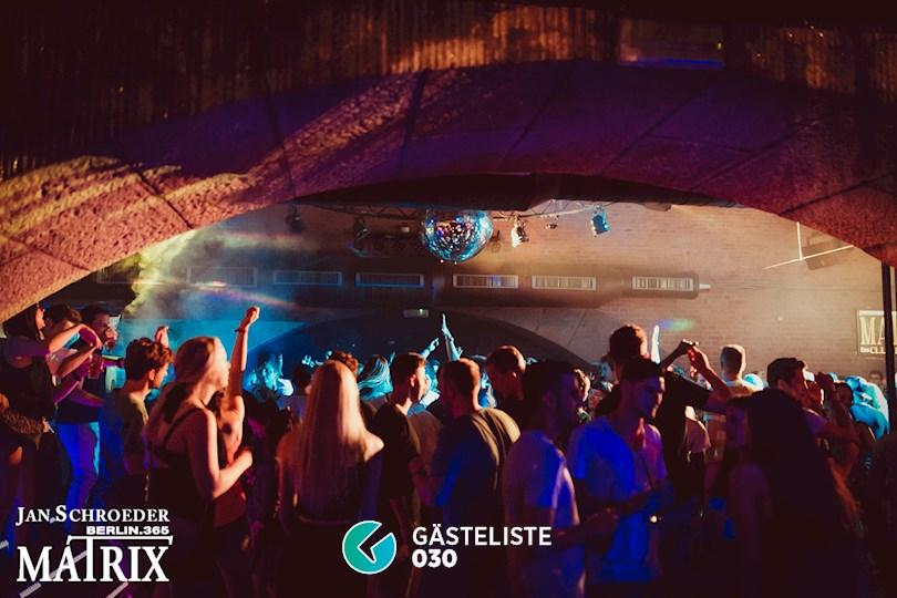 Partyfoto #76 Matrix Berlin vom 25.08.2016