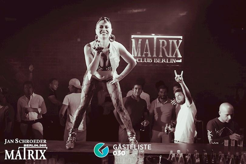 Partyfoto #86 Matrix Berlin vom 25.08.2016