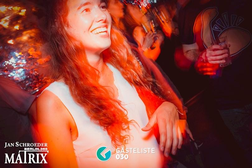 Partyfoto #34 Matrix Berlin vom 25.08.2016