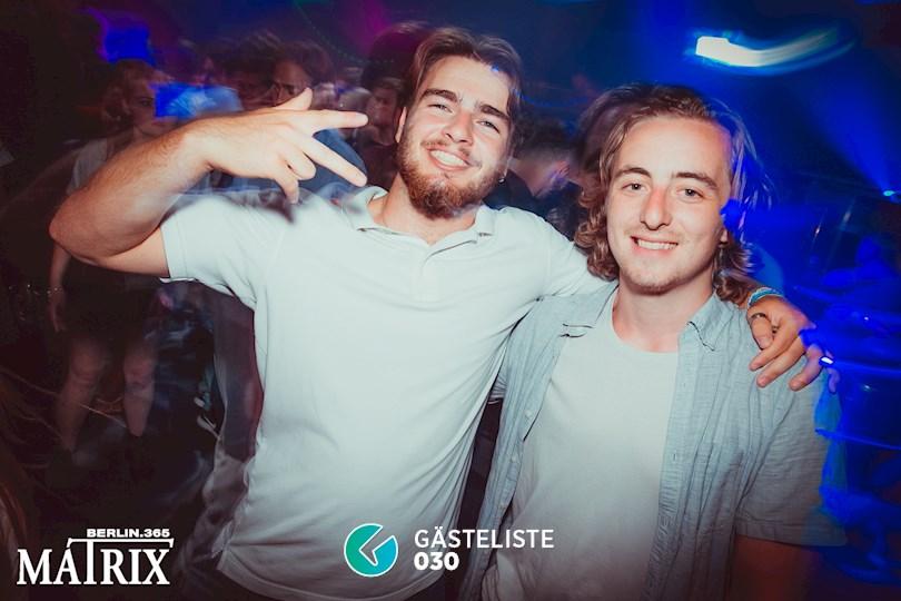 Partyfoto #98 Matrix Berlin vom 21.08.2016