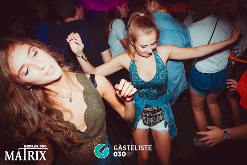 Partyfoto #56 Matrix Berlin vom 21.08.2016