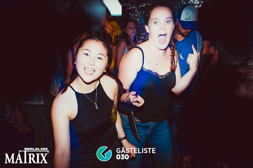 Partyfoto #26 Matrix Berlin vom 21.08.2016