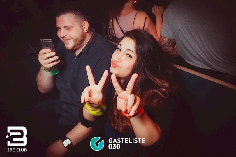 Beliebtes Partyfoto #5 aus dem 2BE Club Berlin
