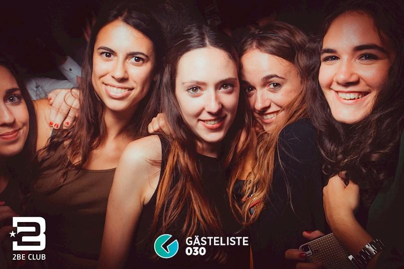 Beliebtes Partyfoto #9 aus dem 2BE Club Berlin