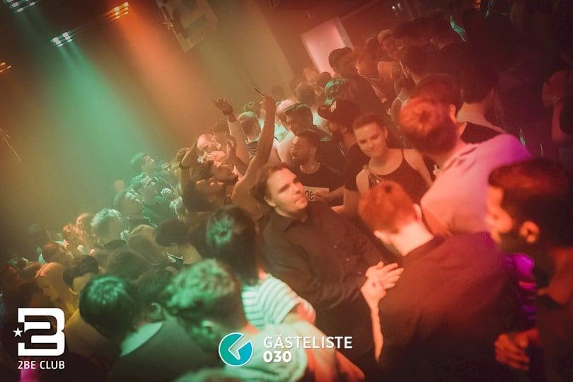 Beliebtes Partyfoto #3 aus dem 2BE Club Berlin