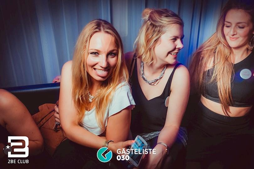 Beliebtes Partyfoto #4 aus dem 2BE Club Berlin