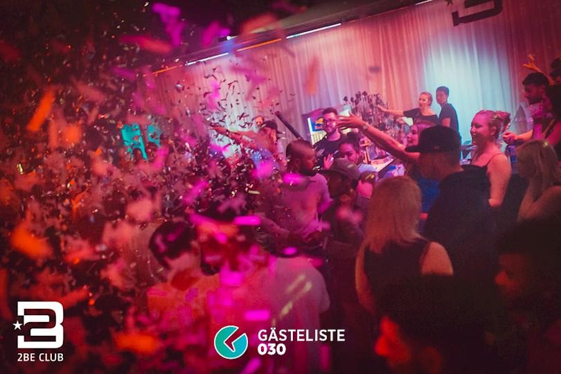 Beliebtes Partyfoto #7 aus dem 2BE Club Berlin