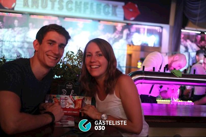 Partyfoto #45 Knutschfleck Berlin vom 26.08.2016