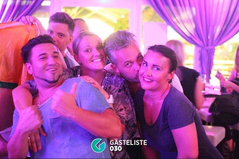 Partyfoto #1 Knutschfleck Berlin vom 26.08.2016