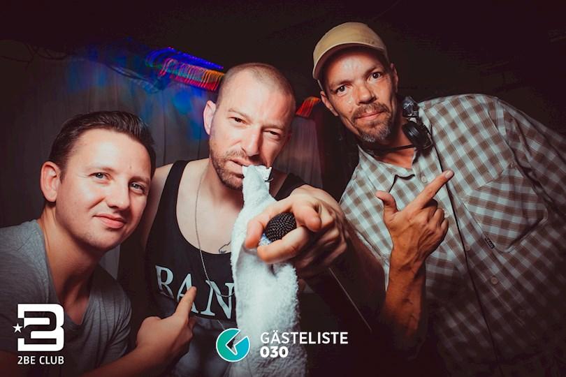 Partyfoto #3 2BE Berlin vom 27.08.2016