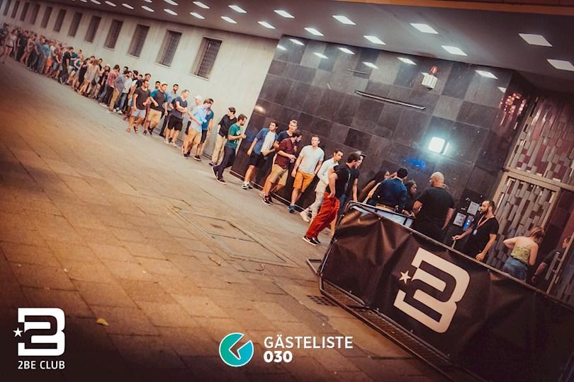 Partyfoto #8 2BE Berlin vom 27.08.2016