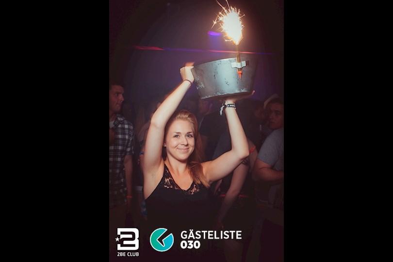 Partyfoto #5 2BE Berlin vom 27.08.2016