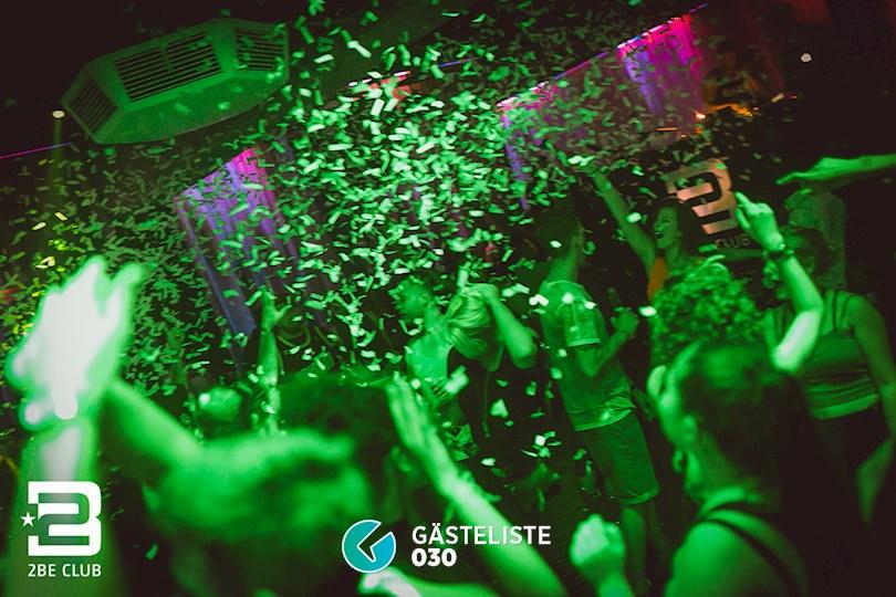 Partyfoto #7 2BE Berlin vom 27.08.2016