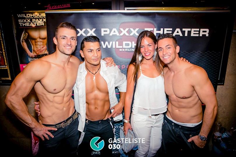 https://www.gaesteliste030.de/Partyfoto #90 Wildhouse Berlin Berlin vom 20.08.2016