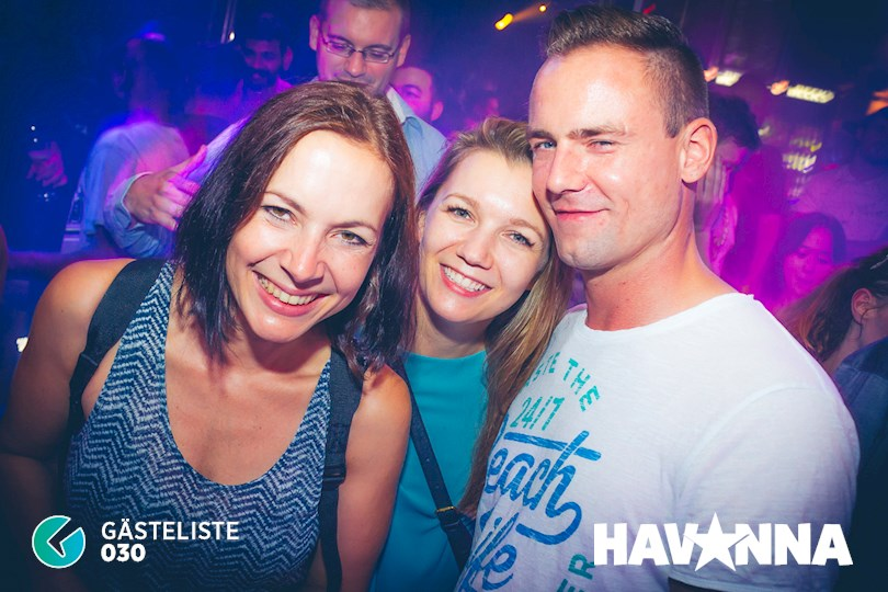 https://www.gaesteliste030.de/Partyfoto #11 Havanna Berlin vom 13.08.2016
