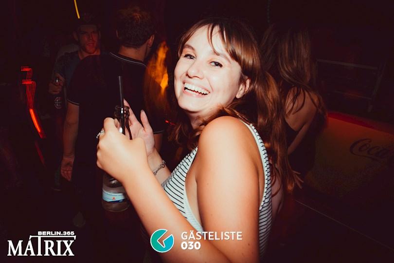 Partyfoto #52 Matrix Berlin vom 28.08.2016