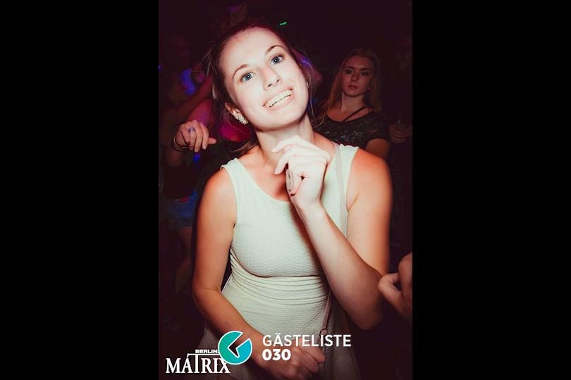 Partyfoto #40 Matrix Berlin vom 28.08.2016