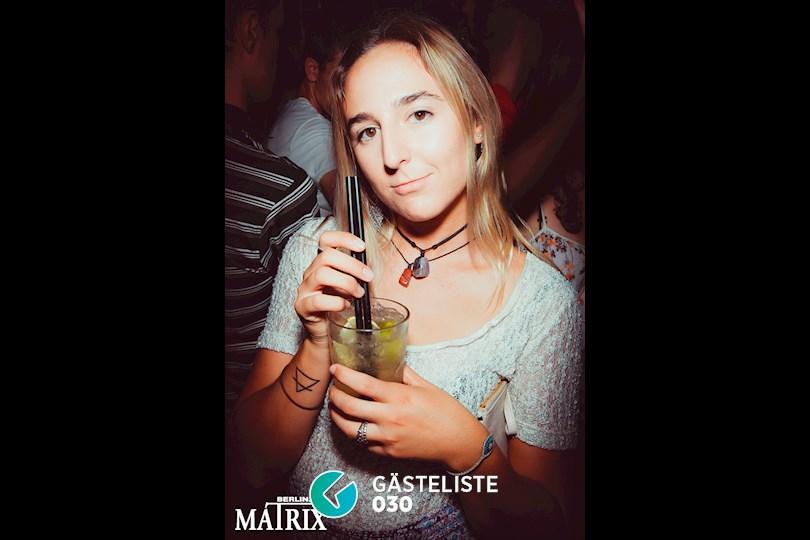 Partyfoto #97 Matrix Berlin vom 28.08.2016