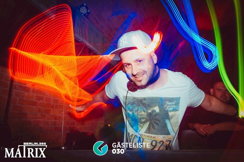 Partyfoto #19 Matrix Berlin vom 28.08.2016
