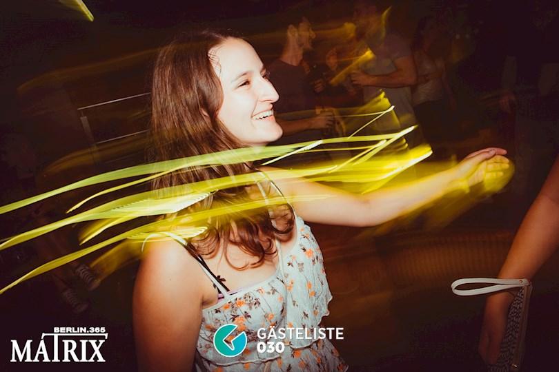 Partyfoto #18 Matrix Berlin vom 28.08.2016