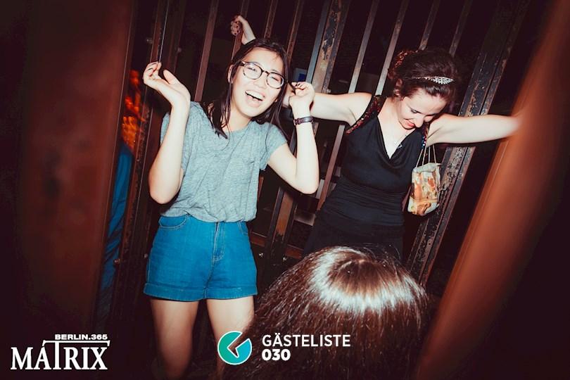 Partyfoto #35 Matrix Berlin vom 28.08.2016