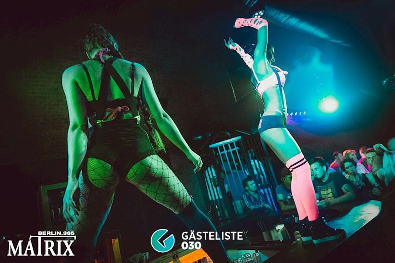Partyfoto #79 Matrix Berlin vom 28.08.2016