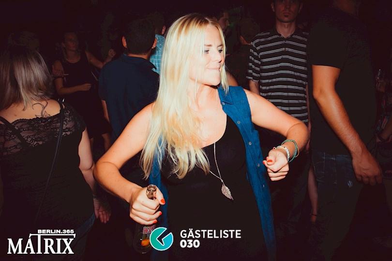 Partyfoto #78 Matrix Berlin vom 28.08.2016