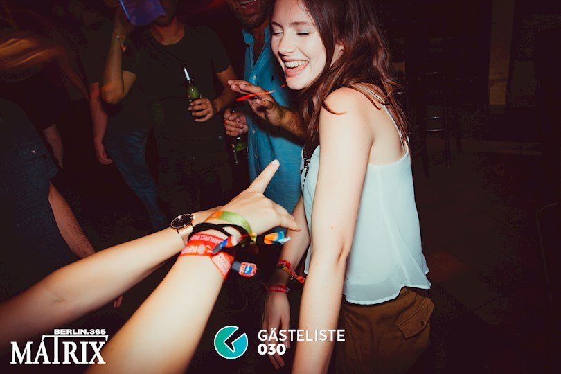 Partyfoto #13 Matrix Berlin vom 28.08.2016