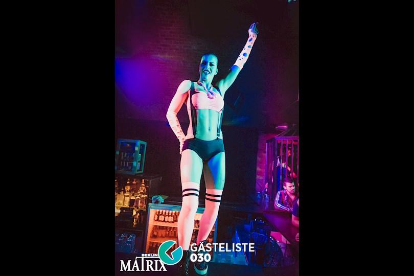 Partyfoto #58 Matrix Berlin vom 28.08.2016