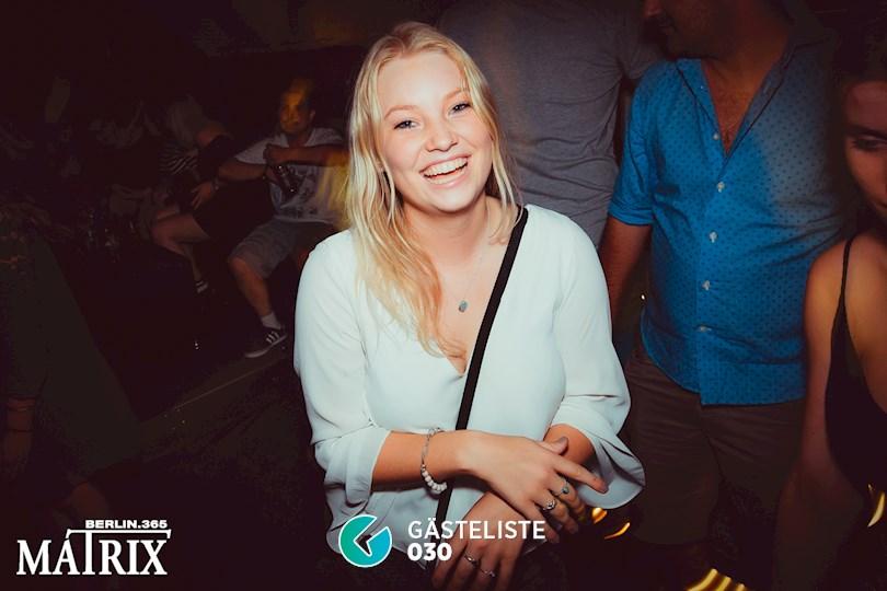 Partyfoto #73 Matrix Berlin vom 28.08.2016