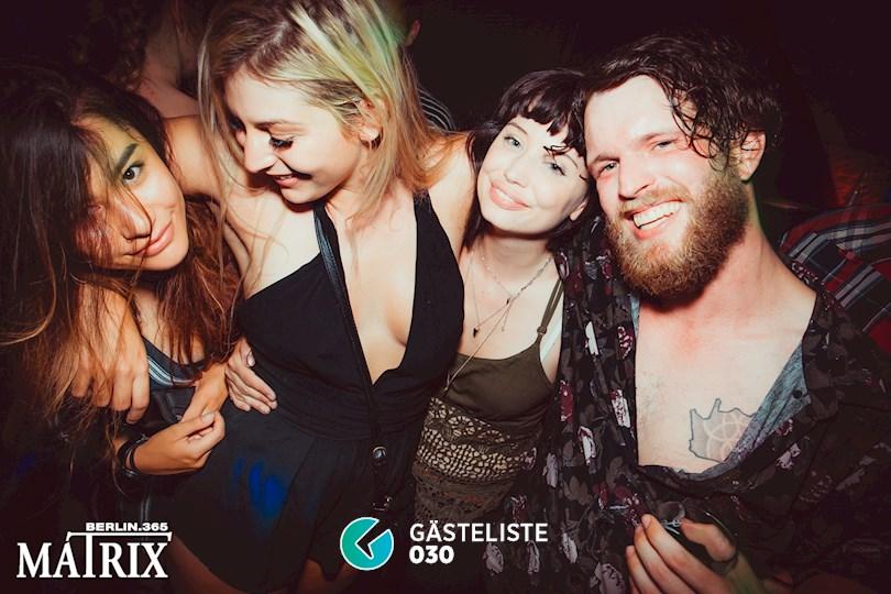 Partyfoto #84 Matrix Berlin vom 28.08.2016