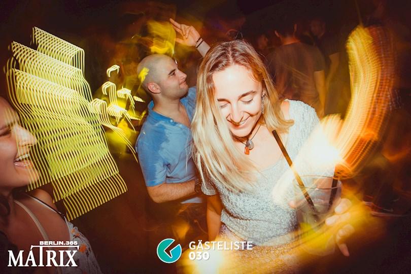Partyfoto #34 Matrix Berlin vom 28.08.2016