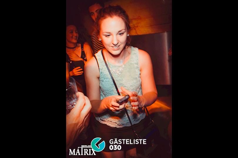 Partyfoto #29 Matrix Berlin vom 28.08.2016
