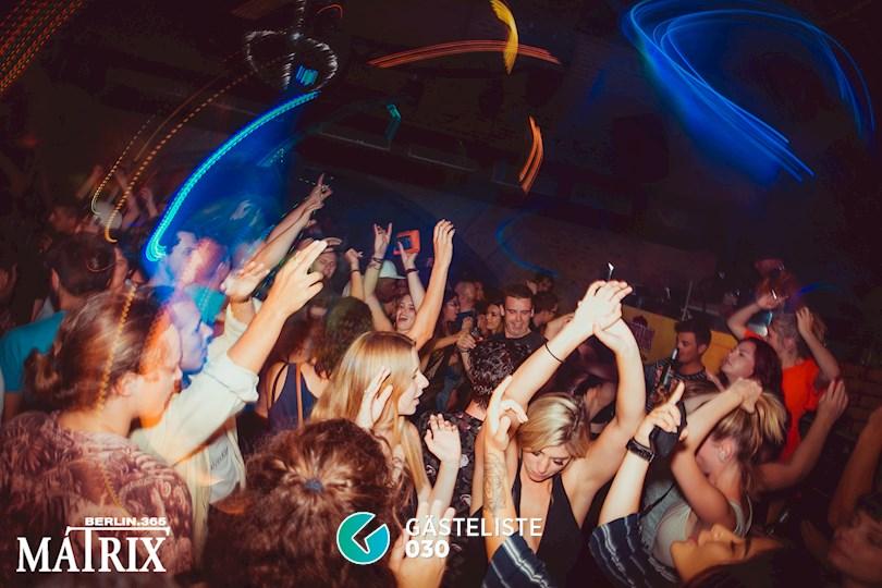 Partyfoto #25 Matrix Berlin vom 28.08.2016