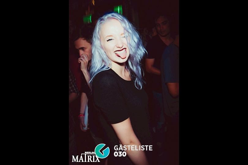 Partyfoto #71 Matrix Berlin vom 26.08.2016