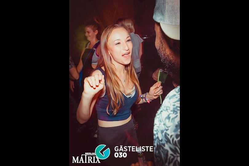 Partyfoto #68 Matrix Berlin vom 26.08.2016